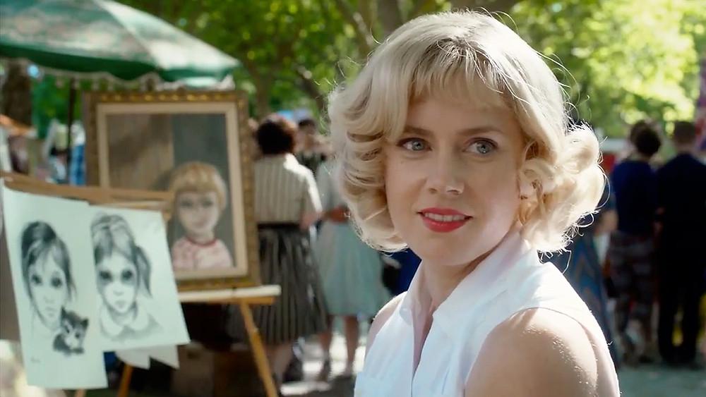 Stills from the movie 'Big Eyes' starring Amy Adams