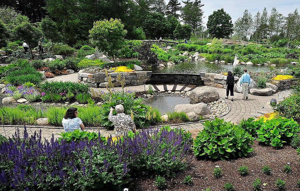Garden of 5 Senses, Image credits: Delhi Tourism