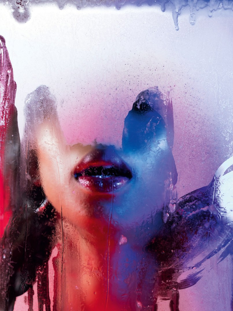 Marilyn Minter, 'Indigo' sold at the Red Auction 2018