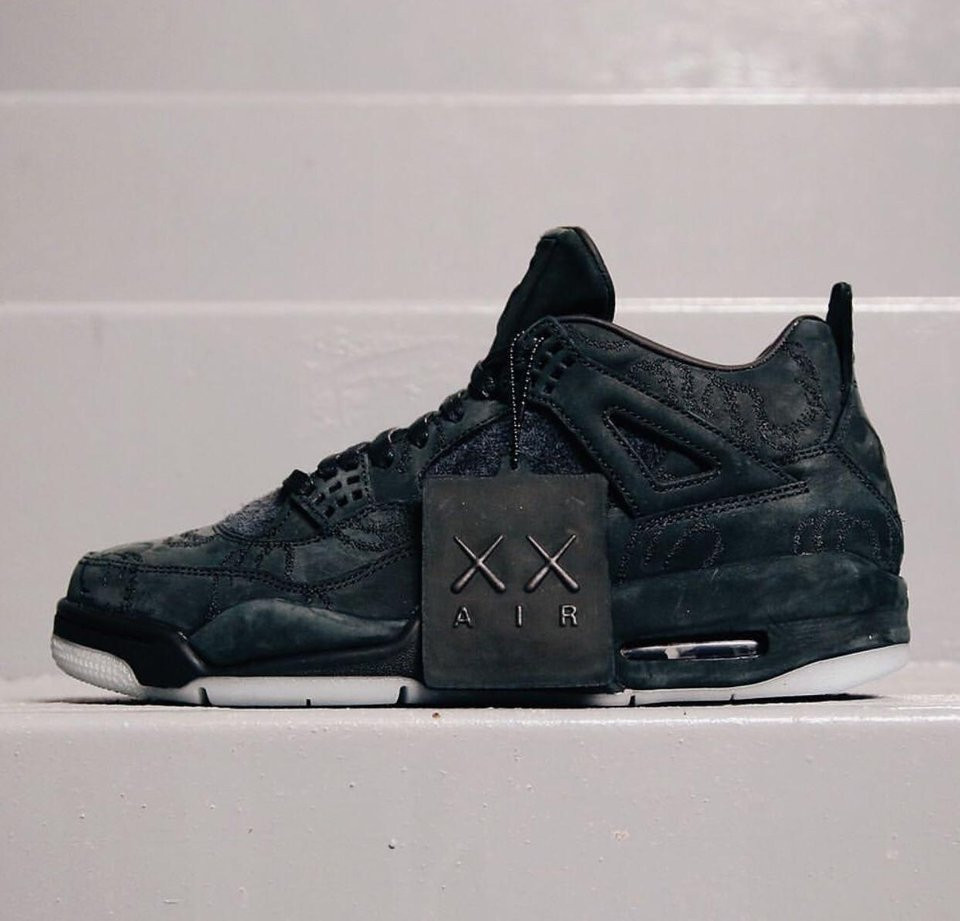 KAWS x Air Jordan Sneakers