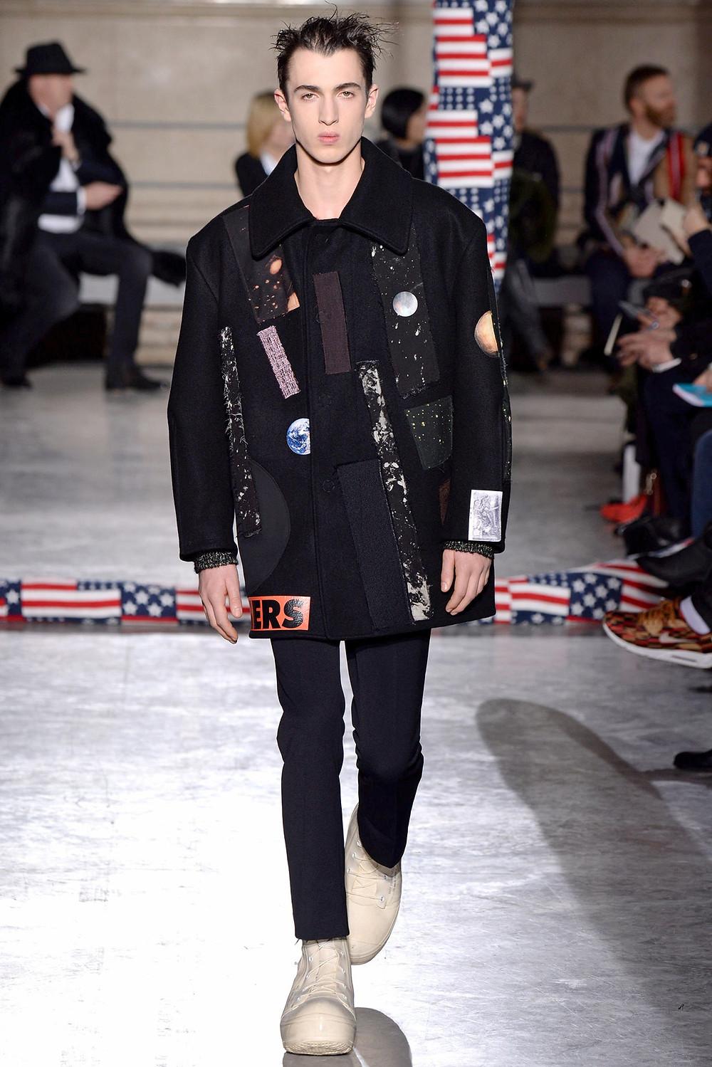 Fall 2014 Menswear, Raf Simons