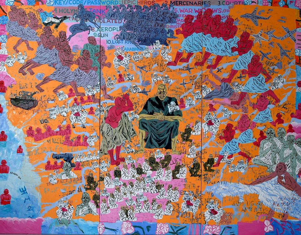 Arpita Singh, 'Whatever is Here', 2006