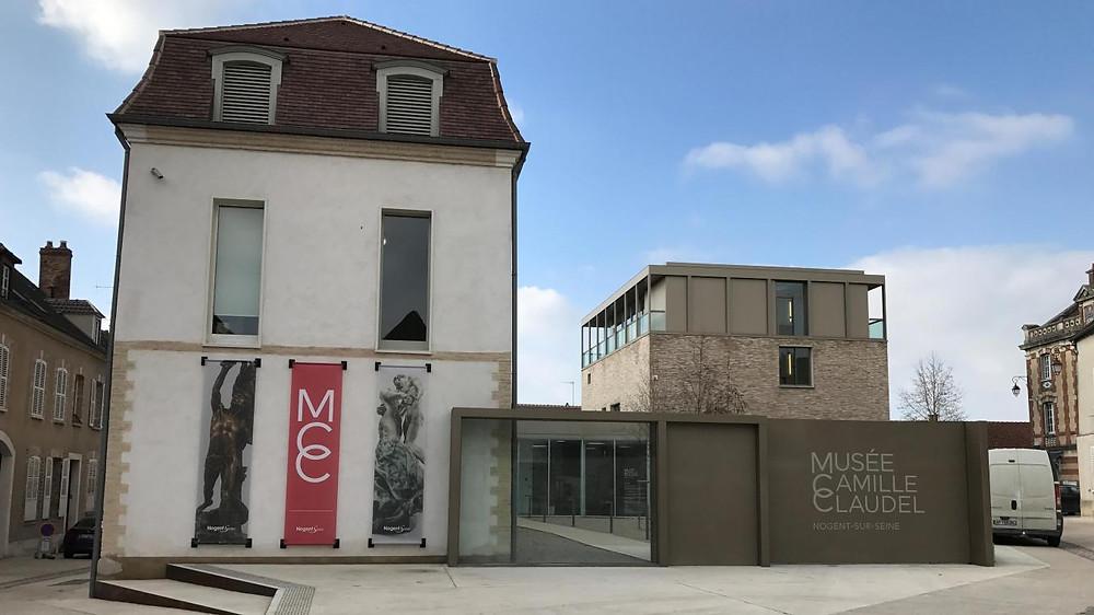 Musee Camille Claudel, Paris.