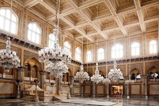 Chowmahalla Palace Photo Courtesy : Architectural Digest