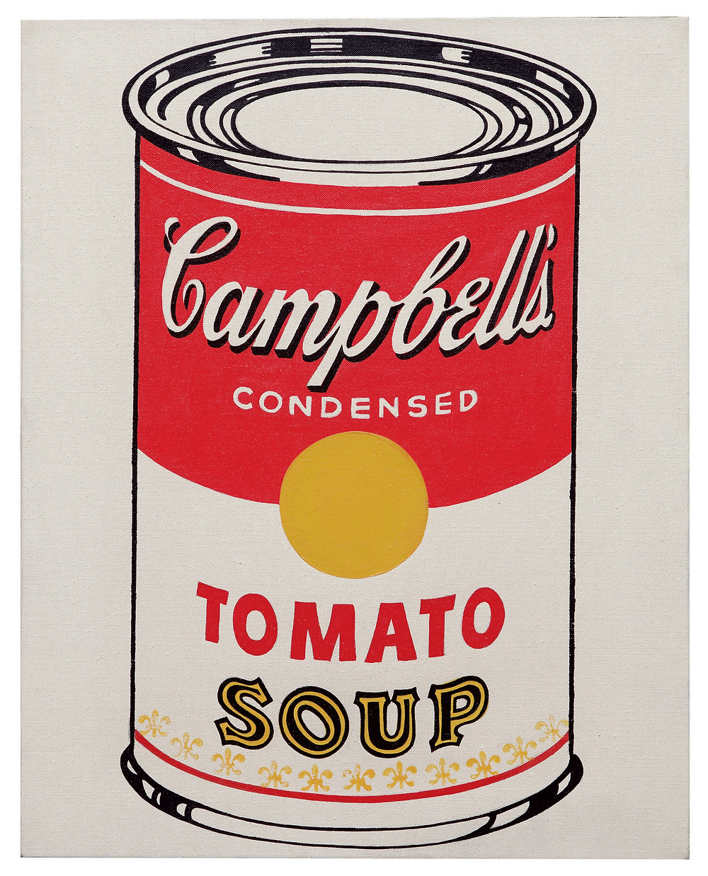 Andy Warhol, 'Tomato from Campbell's Soup I', 1968
