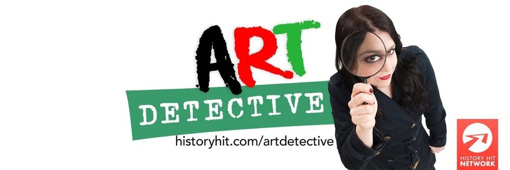 Art Detective by History Hit Network with Dr. Janina Ramirez  Photo Courtesy :  Dr. Janina Ramirez