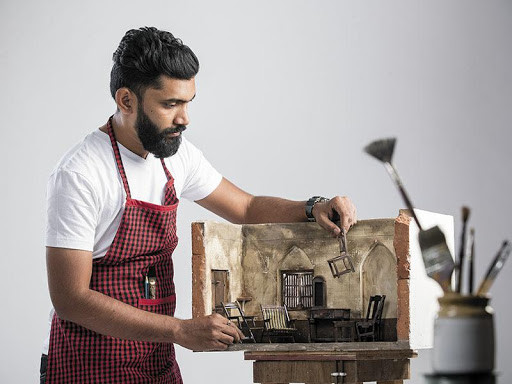 Work in Progress with Sahil Naik. Image credits: Forbes India