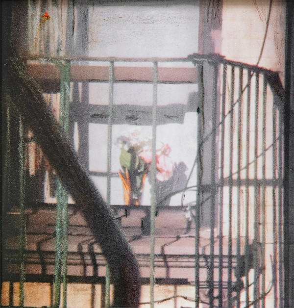 Barbara Ess, 'Fire Escape', 2011 from the series Shut-In