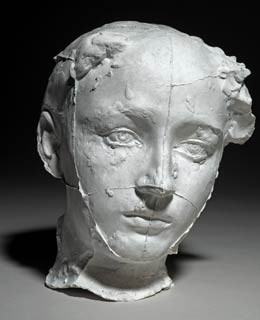 Auguste Rodin, Mask of Camille, [S.1742]