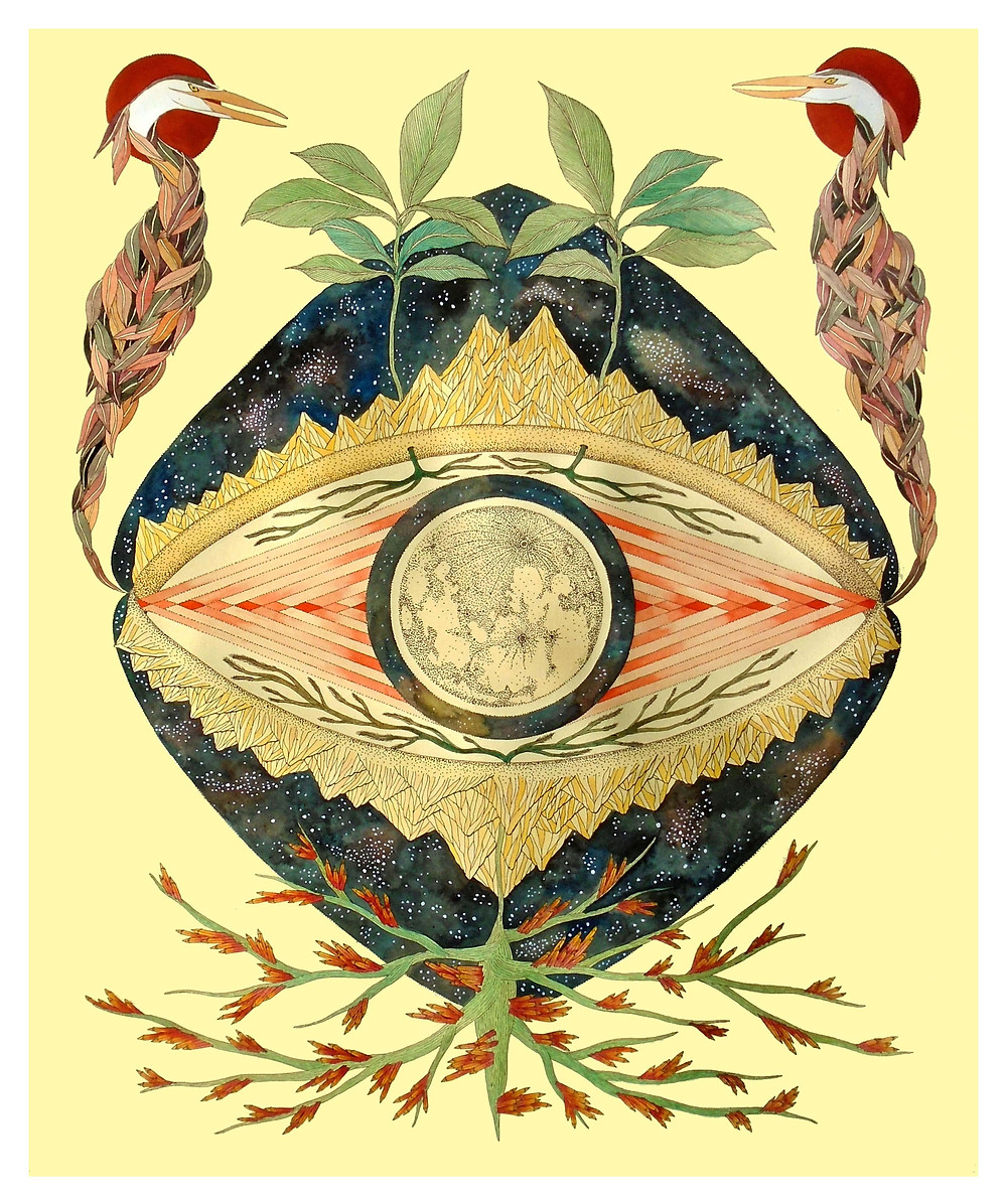 Rithika Merchant, 'Selenography', 2014