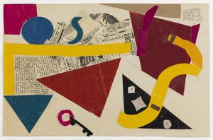 Benode Behari Mukherjee, 'Still Life with Key', 1965