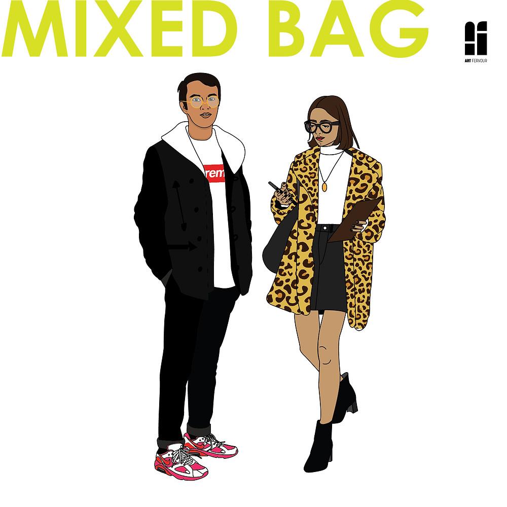 Art Persona: Mixed Bag