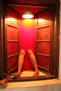 Indu Antony, 'Hairbooth'