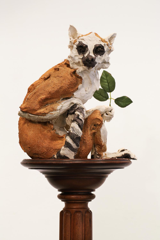 Stephanie Quayle's Animal Sculptures