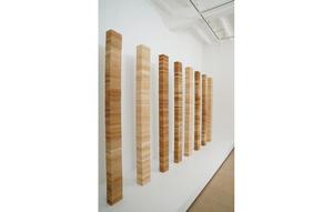 Manish Nai, 'Untitled (II, III, IV, V, VI, VII, VIII, IX)', 2018, old books and wood