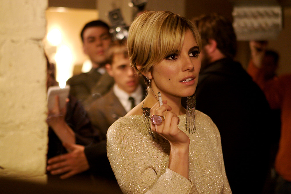 Still from 'Factory Girl' with Sienna Miller playing Edie Sedgwick
