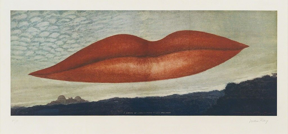 Man Ray, 'Observatory Time-The Lovers', 1932-34. Image Courtesy: Artsy