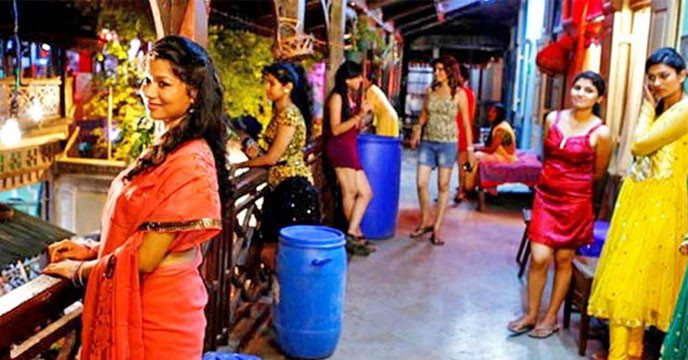 Sonagachi: India's Largest Red Light District