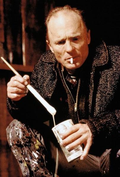 Ed Harris as Jackson Pollock in 'Pollock' (2000)