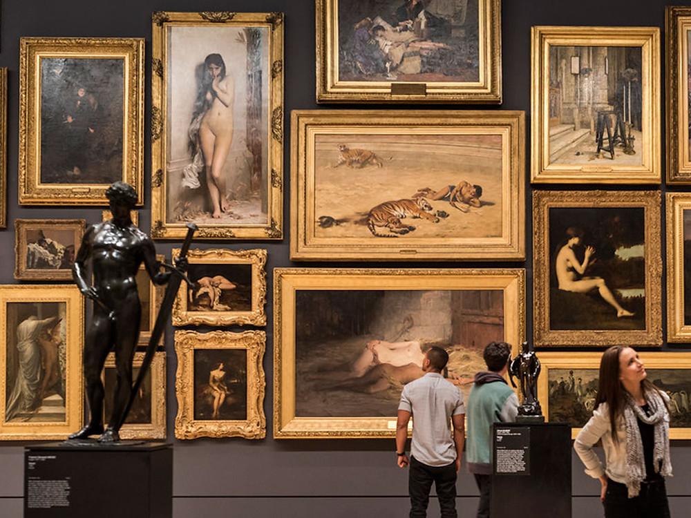 National Gallery of Victoria, Australia. Courtesy : Visit Victoria
