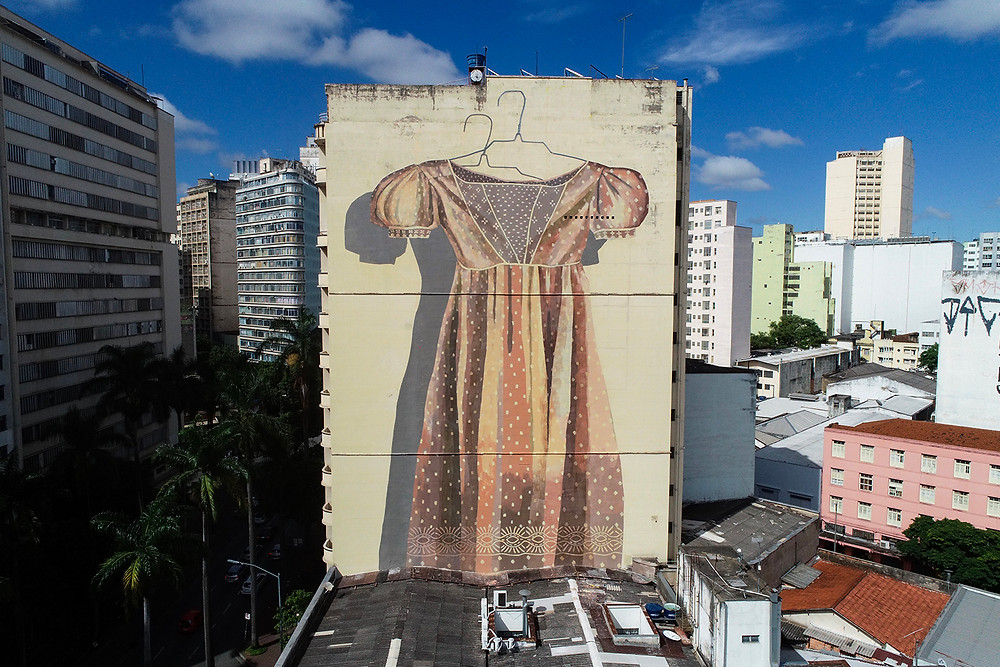 Hyuro, 'O que fica( What Remains )', 2018 from Belo Horizonte, Brasil