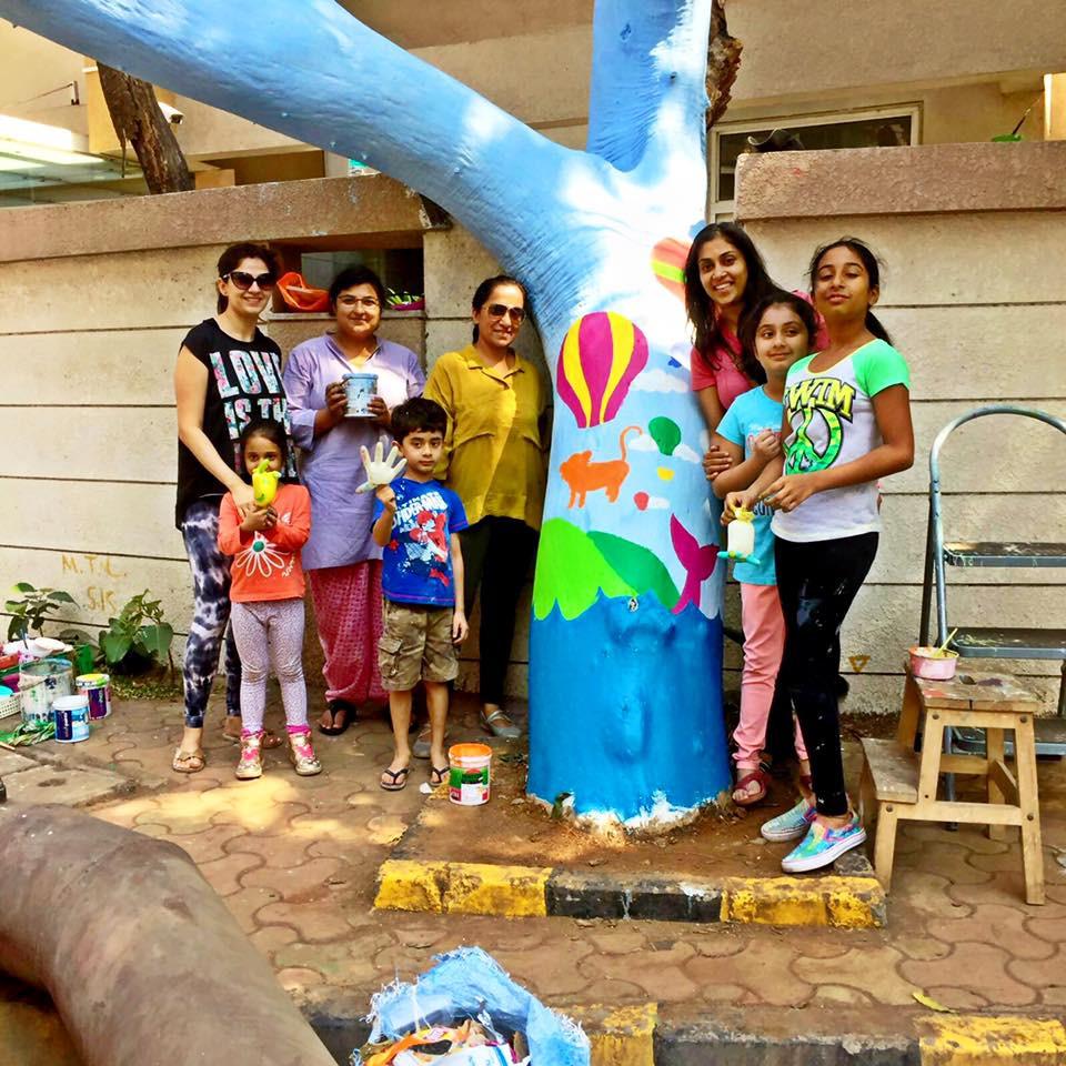 Raasta Chaap Volunteers