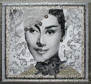 Kanchan Chander, Hollywood-Bollywood. Image courtesy of Kanchans Artwork