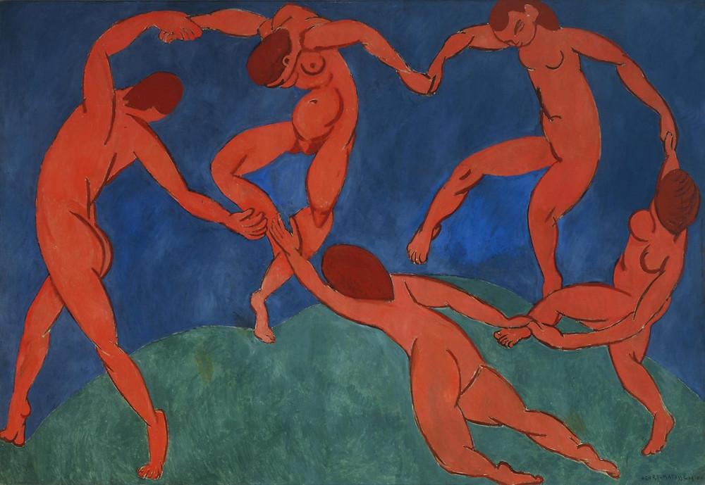 Henri Matisse, 'Dance', 1910