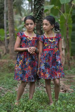 Parvathy and Lakshmi