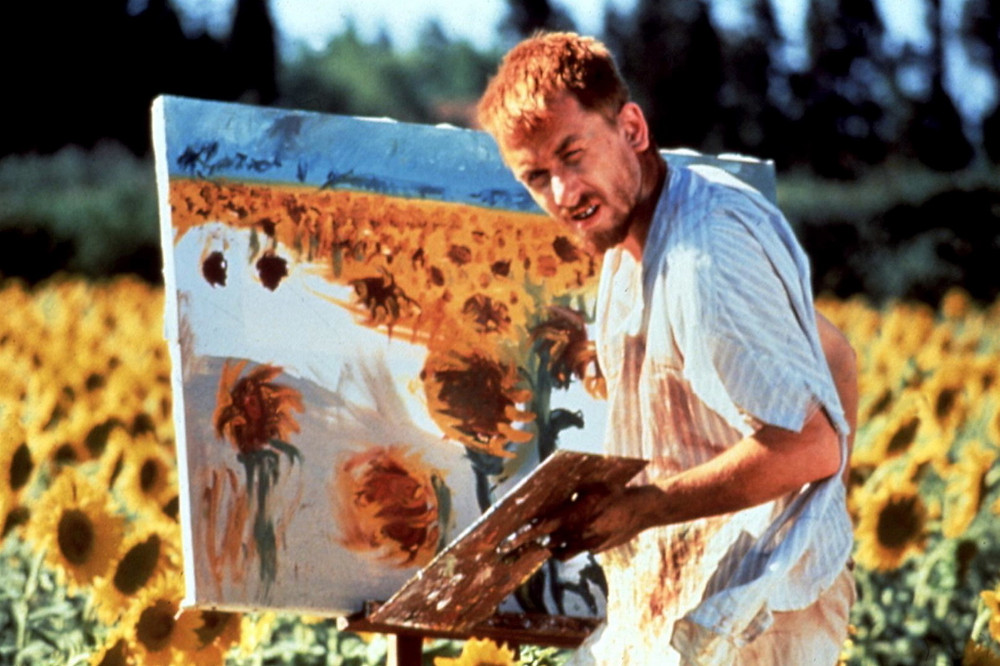 Stills from Robert Altman's movie, 'Vincent and Theo'