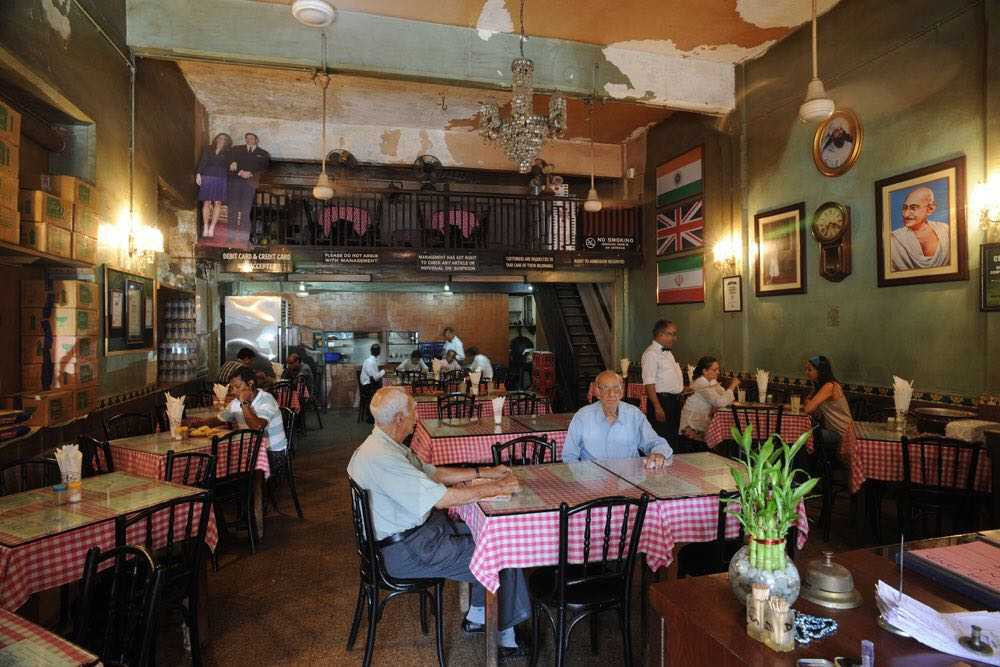 Britanni Restaurant & Co. Image credits: Conde Nast Traveller