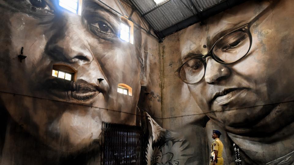 Graffiti at the Sassoon Dock Art Project