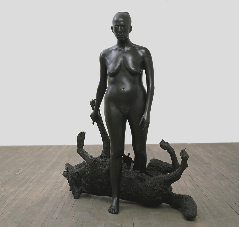 Kiki Smith, 'Rapture', 2001