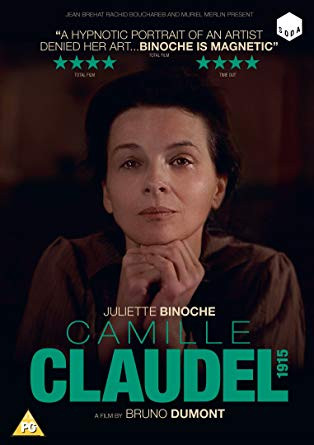 Camille Claudel 1915, A film by Bruno Dumont.