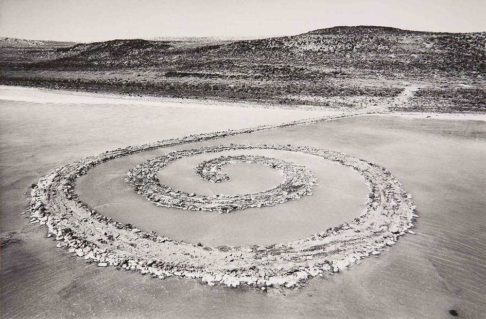 Robert Smithson, 'Spiral Jetty', 1970
