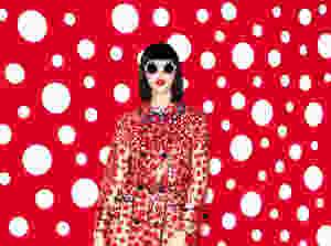 Yayoi Kusama x Louis Vuitton, 2012