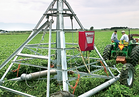 Zimmatic Mobile Irrigation System