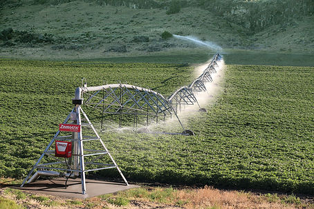 Zimmatic Ag Irrigation Water