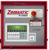Zimmatic Boss control panel