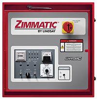 Zimmatic basic Pivot control panel