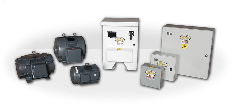 Phase Converter, VFD Variable Speed Drive
