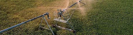 Zimmatic Irrigation 9500DS Drop Span