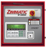 Zimmatic Vision control panel