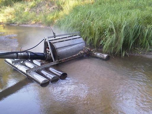 Riverscreen water filter