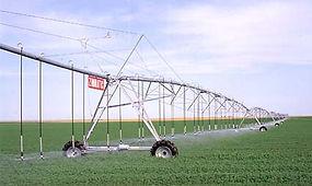 Zimmatic 9500P Series Pivot Irrigation