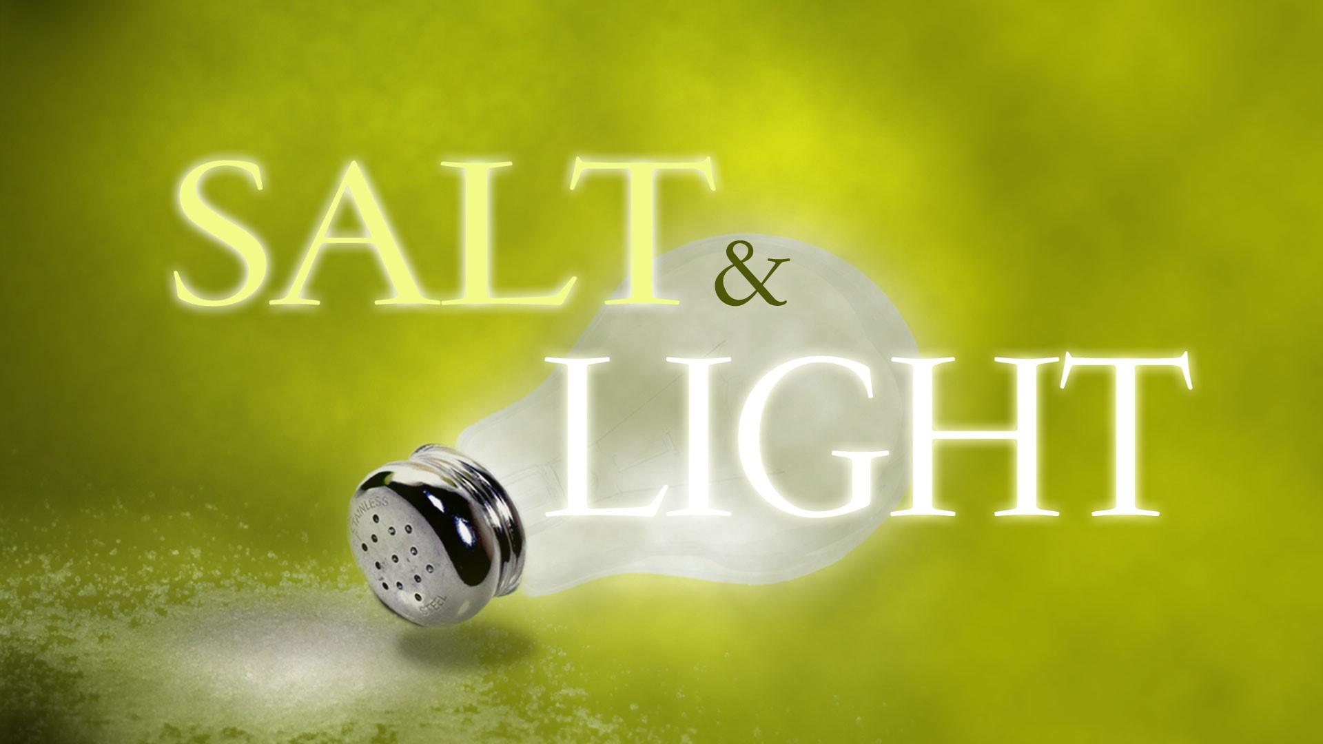 2021 Vision - Salt and Light
