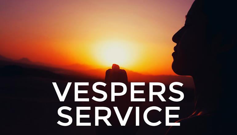 Vespers Monthly Service