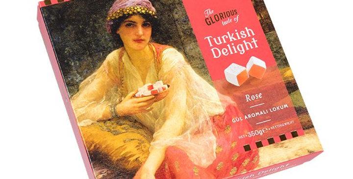 Koska Turkish Delight Rose 350 غرام
