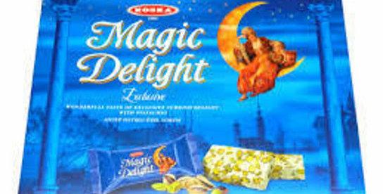 Koska Mixed Nuts Magic Turkish Delight, 300 Gr (10.58 Oz)