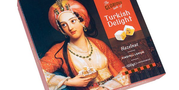 Koska Turkish Delight Hazelnut 350 Gr
